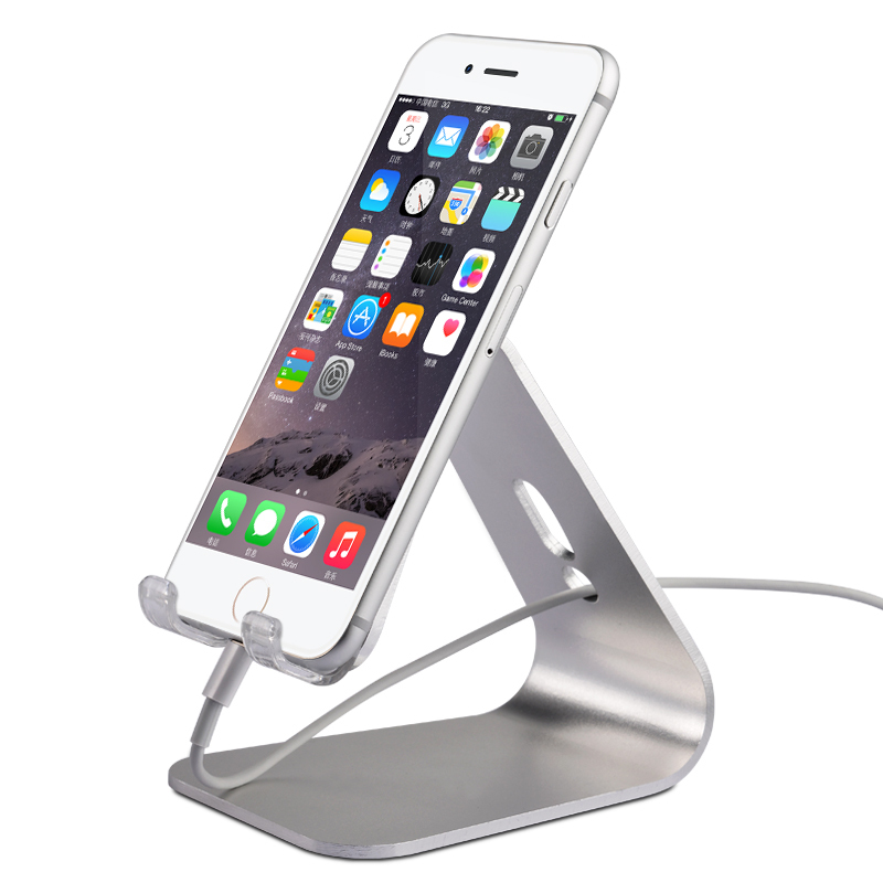 YOTEEN Metal Desktop Stand Tablet Holder For Tablet PC Cell Phone