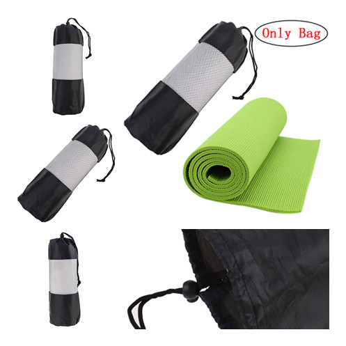 Ropa, Calzado Y Complementos Yoga Bag Fitness Backpack 35*10.5cm Sport Exercise Canvas Practical Yoga Pilates Mat Carry Strap Drawstring Bag Gym Bag High Quality And Inexpensive