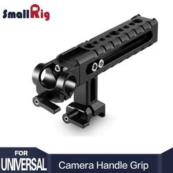 SmallRig Handheld Grip Top Handle Accessory Kit Multi-Functional Camera Cheese Handle with Rod Clamp and Hidden Hex Spanner 2027