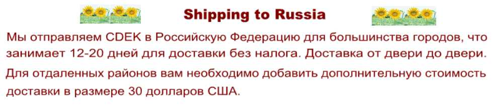 Shipping to Russia_conew1