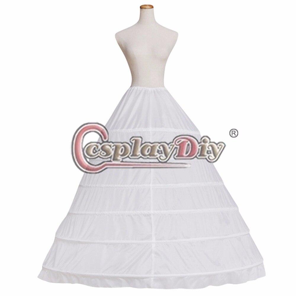 Hoop Skirt Costume 50