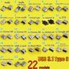 22Models 22PCS LOT High Speed Data Interface Micro 3 1 Usb DIY USB C USB 3
