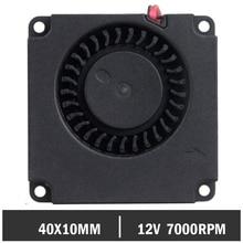 1 Piece Gdstime 40mm x 10mm 4010 12V 4cm Brushless DC Cooling Blower Fan for 3D Printer