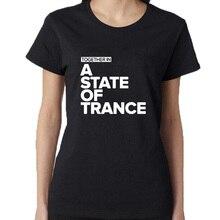 34a50da4dd5 Armin Van Buuren Together In A State of Trance Letter Print T Shirt Popular Music  DJ