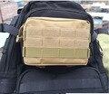 Bolso de Viagem ao ar livre Saco de Despejo MOLLE Acessórios Militares Táticas Phone Pouch Bag Caso Nylon Fanny Packs Coin Bolsas