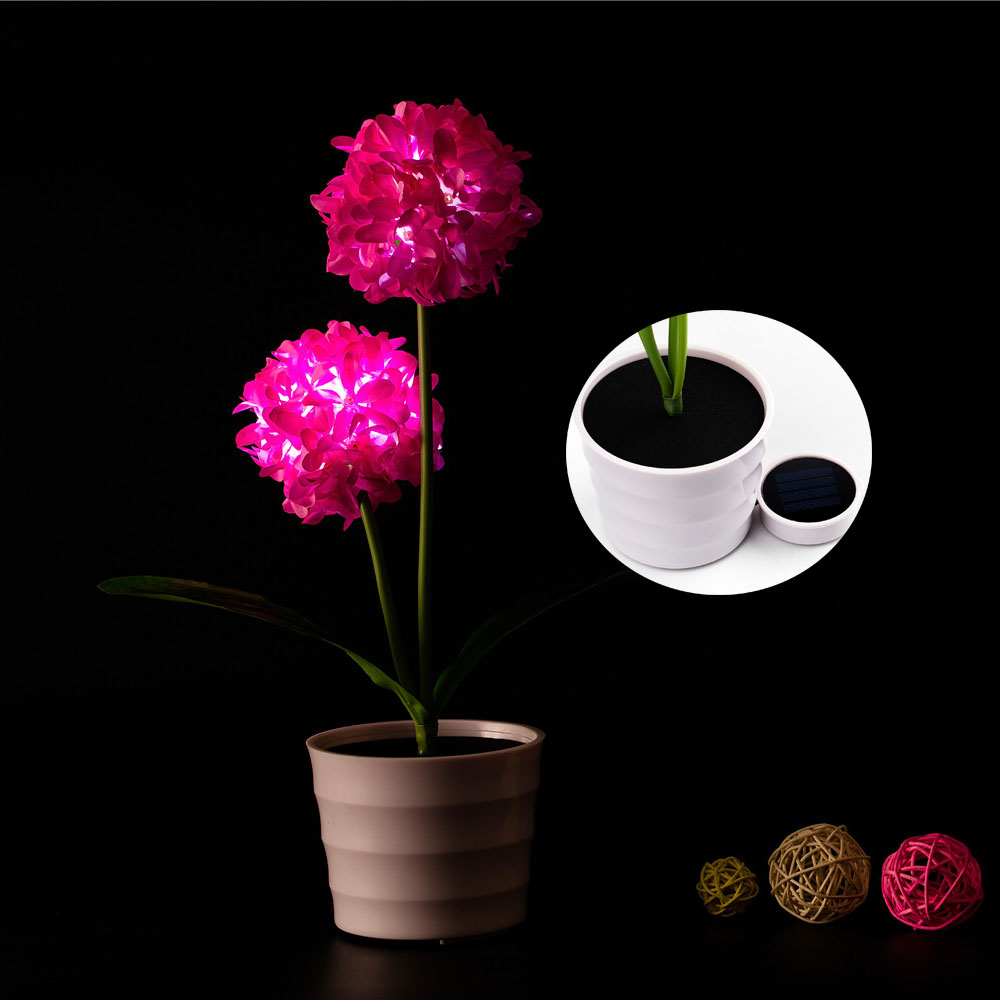 Furniture Light Bulbs Beautiful Photo Led Light Bulbs For: Beautiful Solar Flower Light Ball Shape With LED Mood