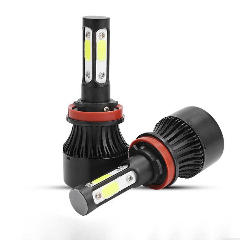 H4 Led Car headlight bulbs H7 LED H11 9005 9006 Auto X7 100W 10000lm Auto Headlamp 6500K Cold white light H8 H9 fog light 12v