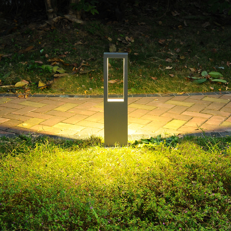 jardim paisagem luzes jardim villa luzes led 04