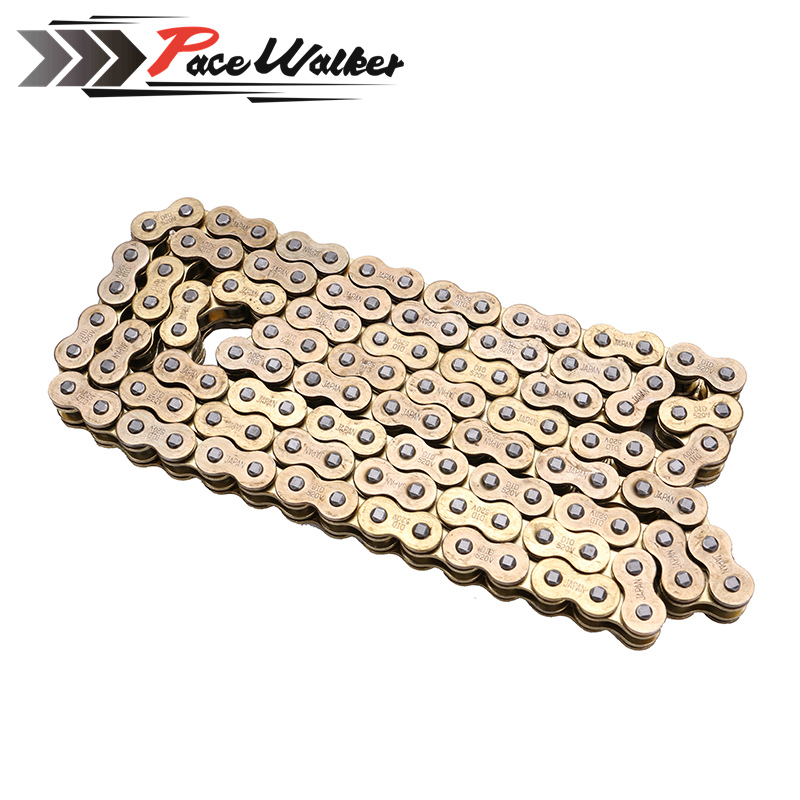 DID 520 O Ring Seal Chain 120Link for Dirt Bike ATV Quad MX Motocross Enduro Supermoto Motard Racing Off Road Motorcycle 428 136 motorcycle drive chain atv parts unibear 428 gold o ring chain 136 links for suzuki drz125 motocross dirt bike