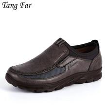 Big Size 48-39 Brand Men Breathable Outdoor Casual Shoes Men Flats Moccasins Shoes Trainers Zapatillas Zapatos Hombre Hot Sale