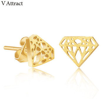 V Attract Valentine s Day Gift 2018 Stainless Steel Promise Earring Women And Men Jewelry Punk.jpg 350x350 - Earrings For Men