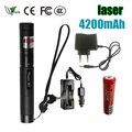 Laser Pointer 532nm 5mw 303 Green  Lazer Pen Burning Beam for 18650 Battery Burning Match Z30