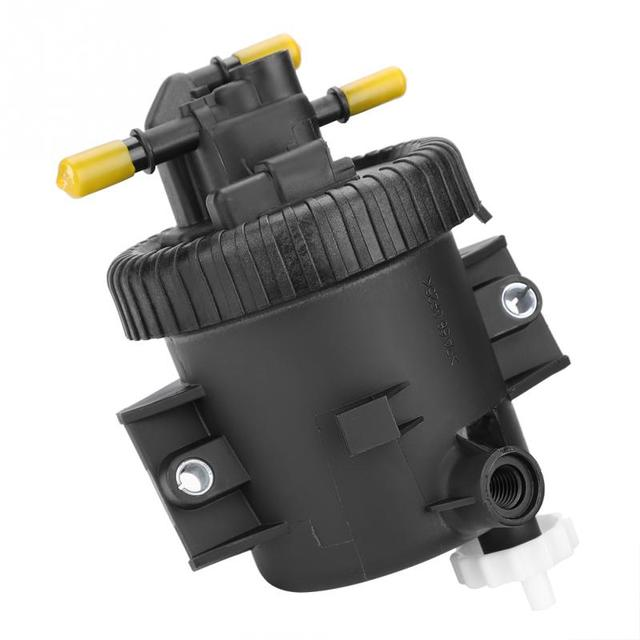 car fuel filter housing filter for citroen berlingo xsara picasso peugeot  206 306 307 2 0 hdi auto parts