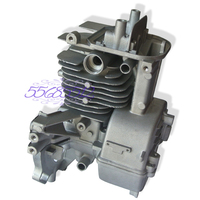 39MM Cylinder Assy Assembly For 4 Stroke Honda GX35 UMK435 Engine Strimmers