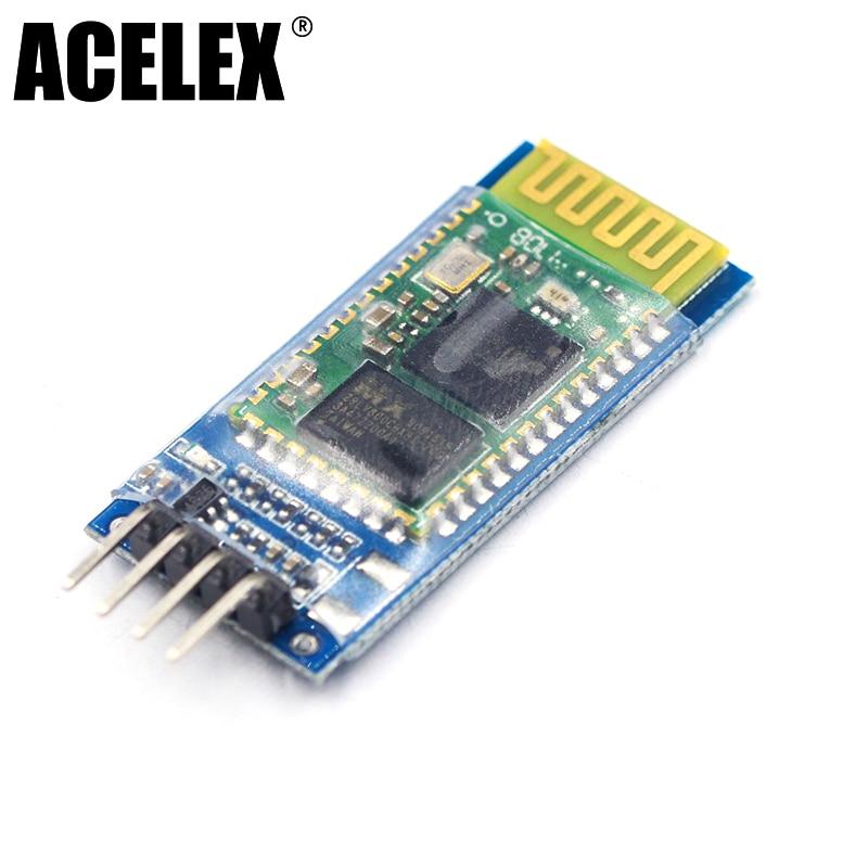 Free Shipping hc-06 HC 06 RF Wireless <font><b>Bluetooth</b></font> Transceiver Slave Module <font><b>RS232</b></font> / TTL to UART converter and adapter