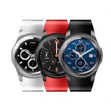 2017 Newest Android Smart Watch GW10 GPS Bluetooth WiFi Heart Rate Fitness Tracker Support 3G SIM Card MTK6572 Smart Watches