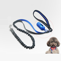 Dog Leads Harnesses Leashes Pet Medium And Large Dogs Portable Reflective Traction Rope Traction Belt Dog