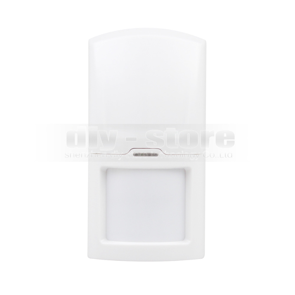 DIYSECUR K4 Wireless 433Mhz PIR Detector IR Motion Sensor for Our Related Home Alarm Home Security System wireless vibration break breakage glass sensor detector 433mhz for alarm system