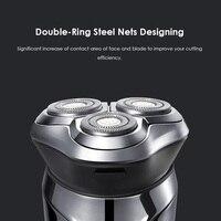 LED Digital Display Electric Shaver
