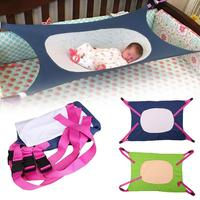 Baby Healthy Development Crib Hammock Holder Elastic Organizer Storage Tidy Toy
