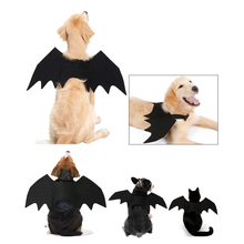 Halloween Cute Dog Cosplay Costume Pet Bat Wings Cat Decorations Hot Sale Funny Clothes 2019 New Arrival