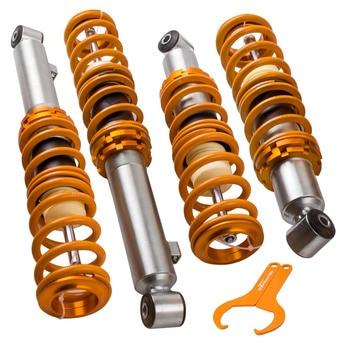 Adjustable Coilovers Spring Shock Kit  for Mazda Miata MX5 MK1 NA 90-97 Height Shock Absorber Strut 1.6L 1.8L 1989-1997 Lowering