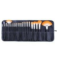 Extraordinary 24 Pcs Premiuim Makeup Brush Set High Quality Soft Hair Professional Makeup Artist Brush Tool