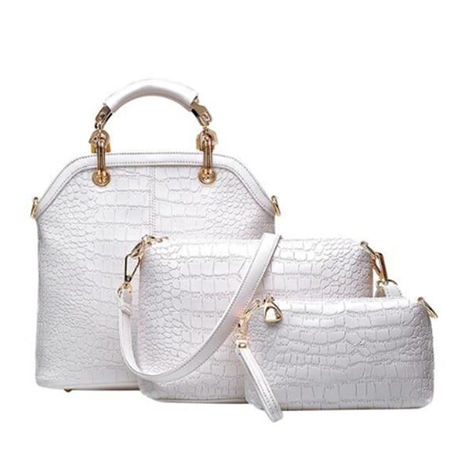ФОТО Hot ! 2015 new fashion women handbag luxury alligator women messenger bags shoulder bag classic crossbody bag women tote