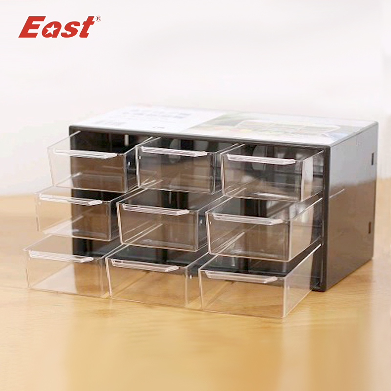 Home Decor Storage Boxes: East Drawer Plastic Storage Box Jewelry Box Sundry Drugs