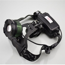 New 2000 Lumen XP-E Q5 LED Zoomable Headlight Head Torch Lamp Headlamp Flashlight 3-modes Camping Fishing Climbing lamp