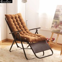 Chair Cushion For Beach Chair Camping Sofa Office Lounger Cushion 5 Colors Free Shipping