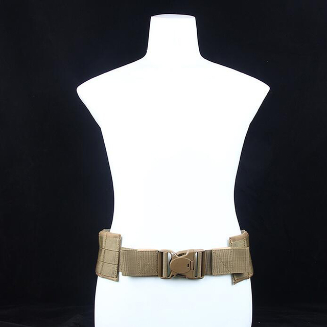 2019 New tactical molle belt  Function military Tactic climb Waist Seal More Function Man Other Belt MOLLE Load Belt Waist Bring 2