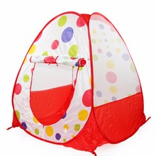 (Ship from US) MUQGEW 1Set Polyester Fabric Foldable Children Play Tent  sc 1 st  AliExpress.com & Buy fabric play tent and get free shipping on AliExpress.com