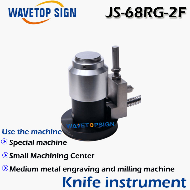 tool setting gauge  JS-68RG-2F  use for Small Machining Center Medium metal engraving and milling machine Mitsubishi system high accuracy tool settle gauge wireless cnc router machine tool setting gauge height controller dt02