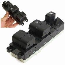 Новый Автомобиль Черный Окно Electric Power Master Control Переключатель Для Nissan NAVARA 2007