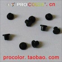 Özel Kalıplı Kauçuk Parçaları OEM Sıcak Satış NBR Silikon Yuvarlak kauçuk Tıpa Fiş Su Geçirmez kauçuk fiş ayaklar OD 4mm 9/64
