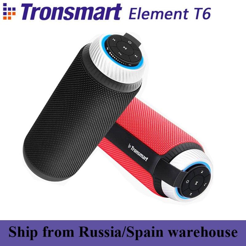 [В наличии] Tronsmart элемент T6 Bluetooth 4.1 Динамик Беспроводной Саундбар аудио приемник Мини Колонки USB AUX для музыки MP3-плееры