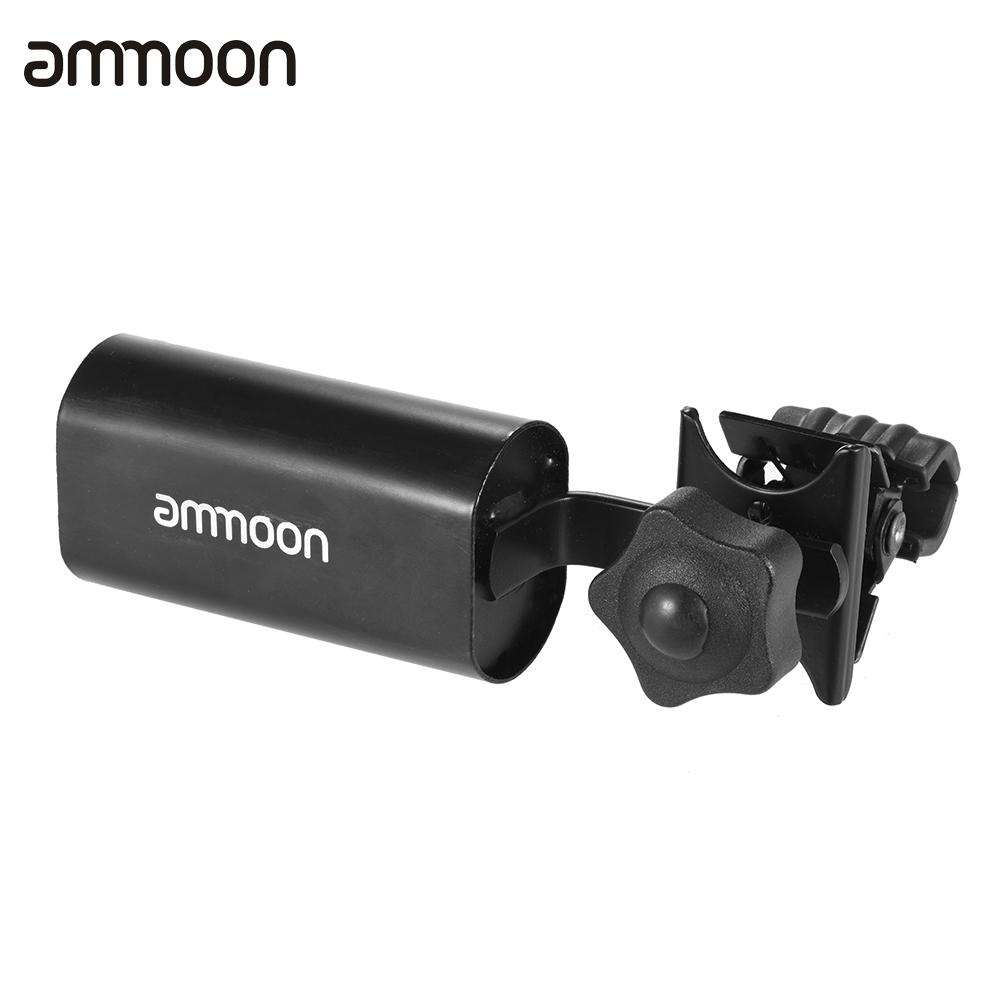 ammoon adjustable multi functional clamps clip on drum stick holder keeper box case container. Black Bedroom Furniture Sets. Home Design Ideas