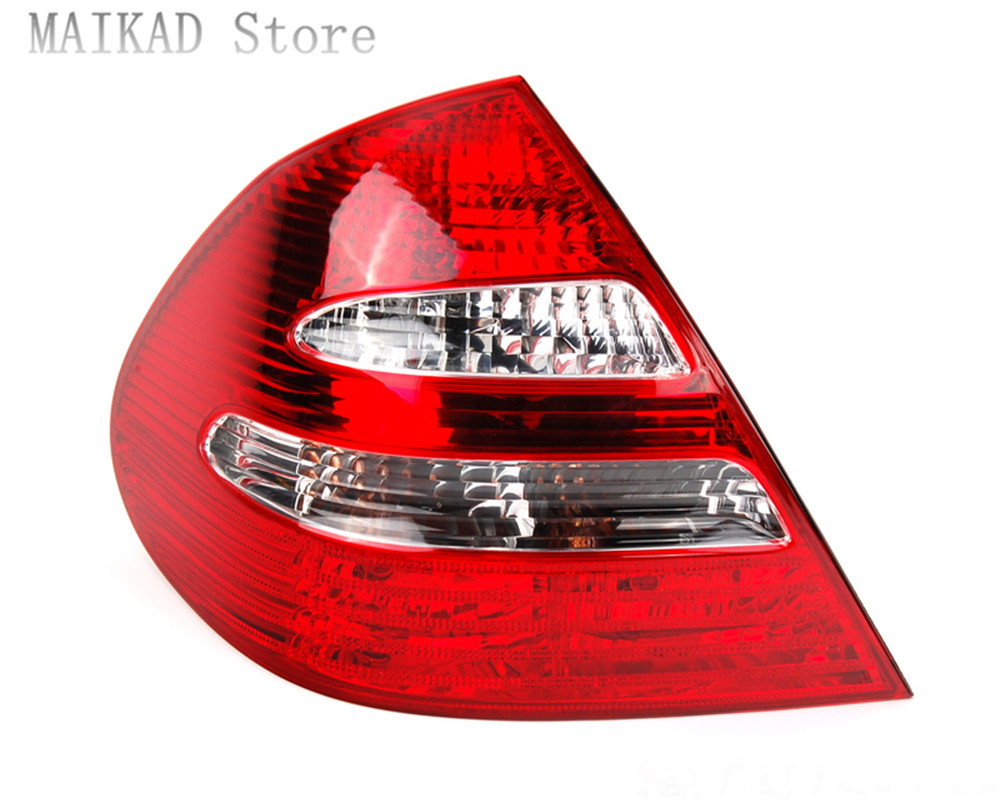 outer Tail Light Rear Lamp for Mercedes-Benz W211 E200 E220 E240 E280 E300 E320 E350 E270 E400 E420 E500 A2118200364 seicane car optical fiber decoder most box bose for 2002 2012 mercedes benz e class w211 e200 e220 e230 e240 e270 e280 e300 e320