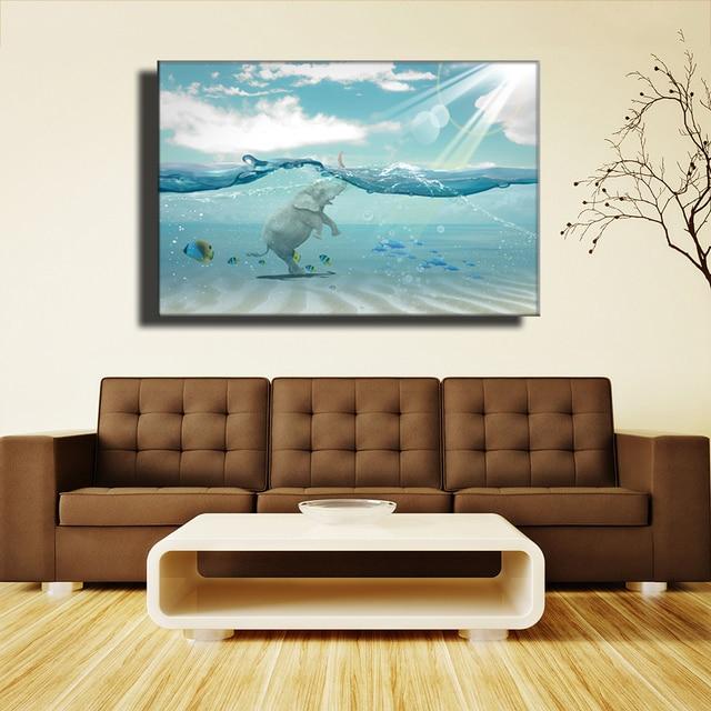 US $4.38 27% OFF|Frische Stil Leinwand Kunstdruck malerei Poster Moderne  Wandbilder Für Kinderzimmer TV Wand Home Decor Unframed LZ836 in Frische  Stil ...