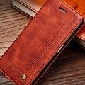 Кожа Флип Бумажник Кожаный Чехол для iPhone 5s 5 SE 6 6 s 7 Плюс Роскошный Кожаный PU Бизнес Телефон Распространяется на Случаи Сумки