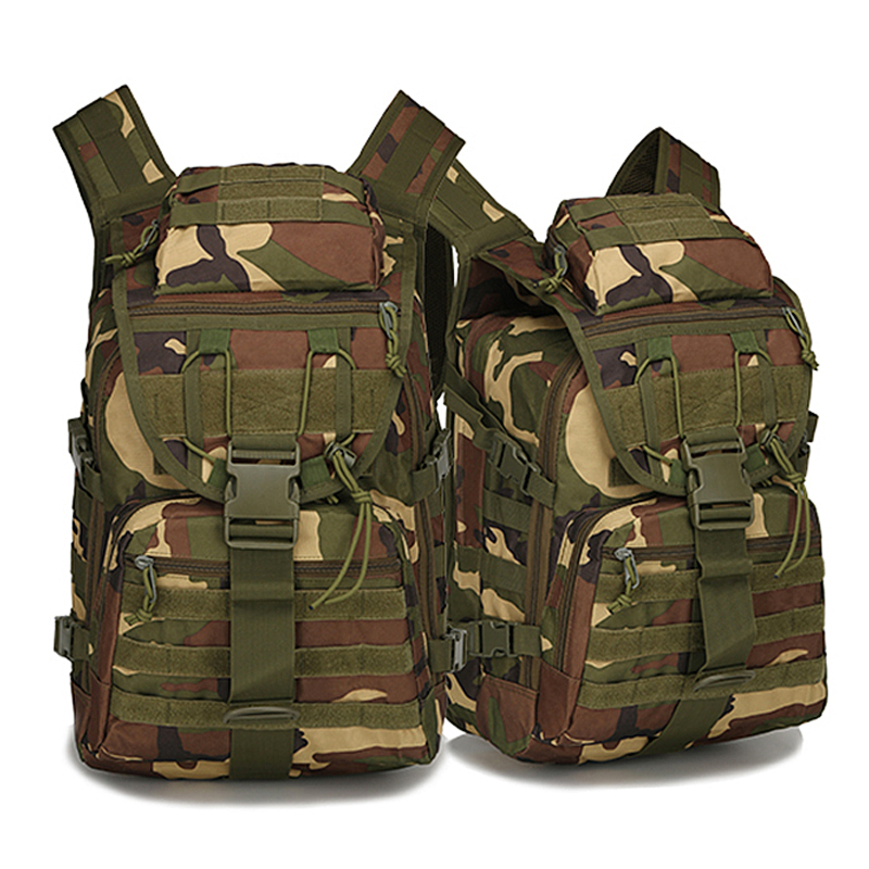 Outdoor Hiking Tactical X7 Swordfish Backpack MOLLE Waterproof Bag Camping Pack Military Army Assault Large Capacity Bags Men