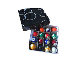 Los niños de Color Normal 48 MM bolas de piscina para uso en el hogar de  regalo promocional y Mini juego de billar PISCINA DE BO. 750d17cea98fc