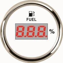 Цифровой датчик уровня топлива водонепроницаемый измеритель