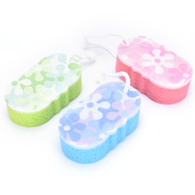 Moisturizing Spa Bath Ball Brushes Sponges Accessories Body Wisp Natural Sponge Dry Brush Exfoliation Cleaning Equipment