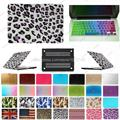 "2in1 colorful Hard Case protector For mac Macbook Air Pro Retina 11"" 12"" 13"" 15"" + Taiwan Cangjie Keyboard Skin Cover freeship"