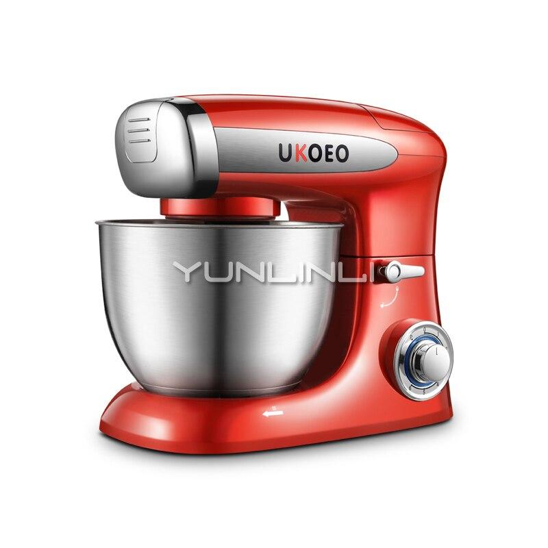 Multifonctionnel Stand mélangeur cuisine pâte mélangeur 7L pâte mélangeur oeuf mélangeur 805