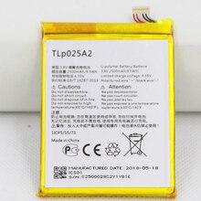 ISUNOO 10 шт./лот 2500 mah внутренняя Замена Батарея для Alcatel One Touch TLp025A2 Батарея