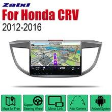 Android Car GPS Navi for Honda CRV 2012~2016 player Navigation WiFi Bluetooth Mulitmedia system audio stereo EQ