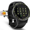 Reloj inteligente F1 Android GPS con cámara de tarjeta SIM smartwatch mujer Smart whatch hombres reloj de teléfono deportivo con medición de presión